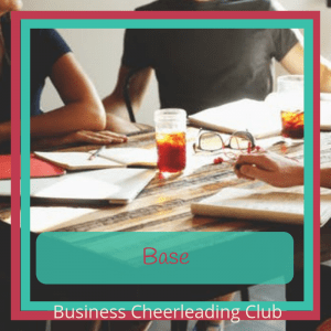 base membership business cheerleading club
