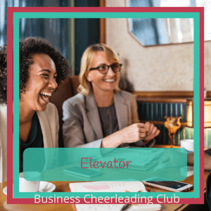 elevator membership business cheerleading club