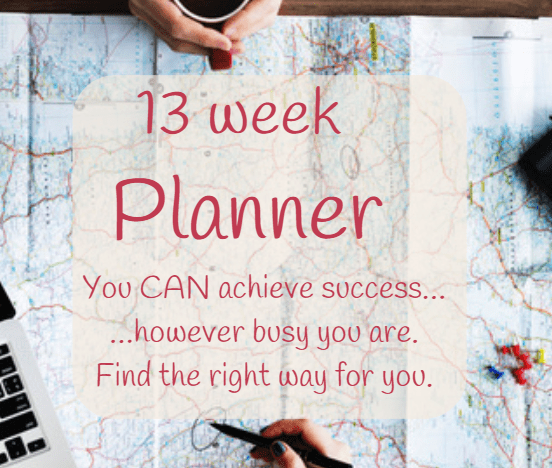Juggling life and business? Plan your whole life in one productivity planner
