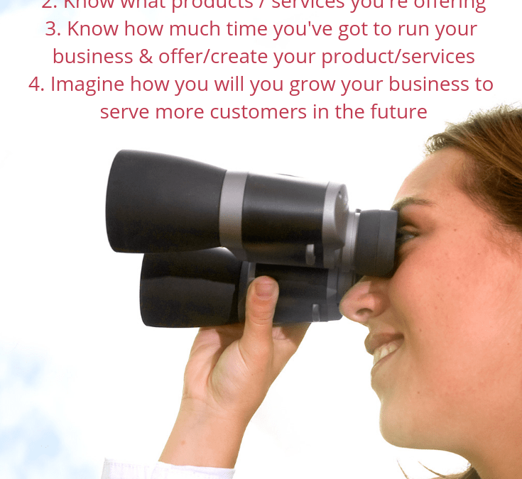 4 steps to create a clear business vision