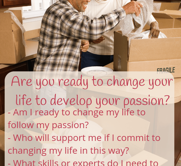 Running a business changes your life forever