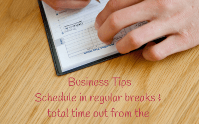 Give yourself a break – it'll improve your productivity