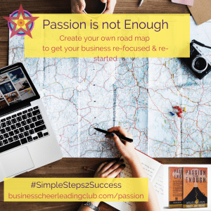 passion is not enough road map